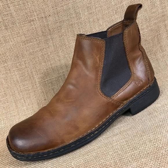 Born Chelsea Boot Chukka Boot Boc Mens